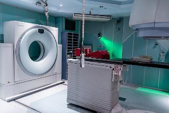 Behandlungszimmer für MRT Untersuchung